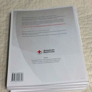 American Red Cross Other - Participants Manual 10 books in package